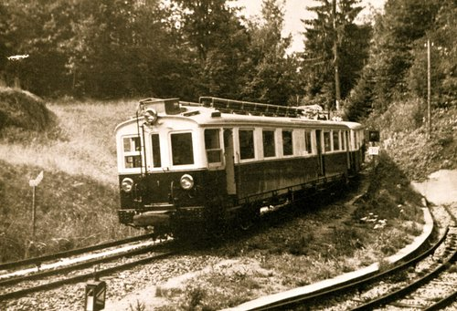 La ligne Martigny - Châtelard