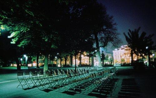 Genève, le concert est terminé...
