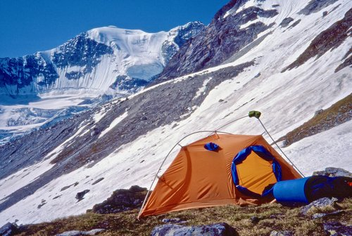 Pointe de Mourti, 3564 mètres