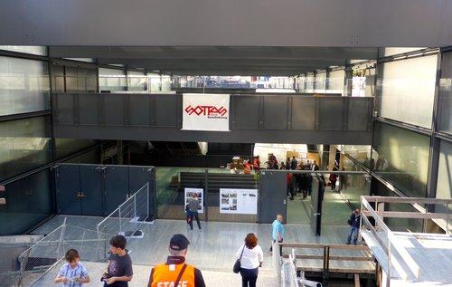CEVA, gare de Champel