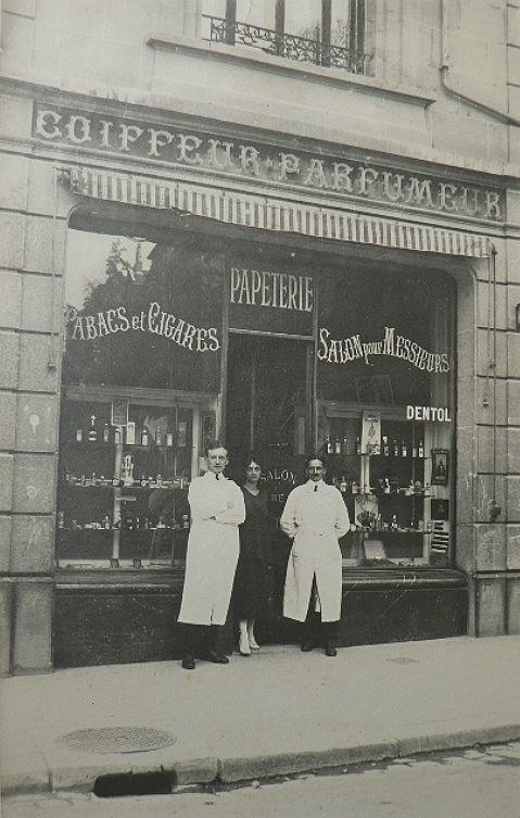 Lausanne coiffeur Parfumeur