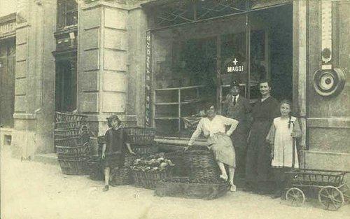 Lausanne épicerie-primeur