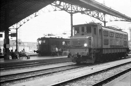 Gare de Lausanne - Ae 4/7 Re 4/4I