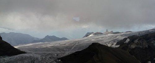 Site de Glacier 3000