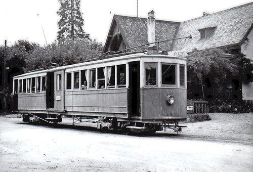 Allaman gare train
