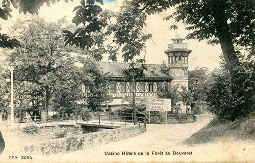 Casino de la Forêt, Le Bouveret