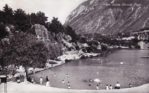 Géronde avant 1940