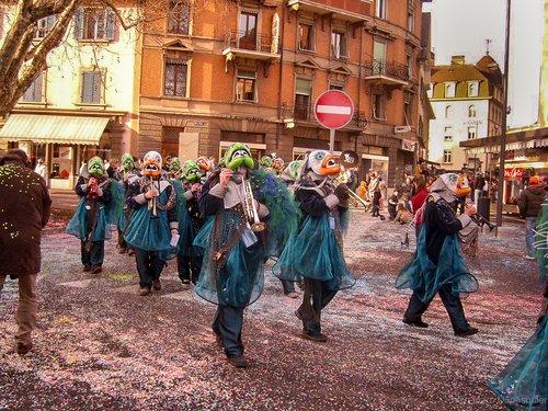 Carnaval de Bulle 2008