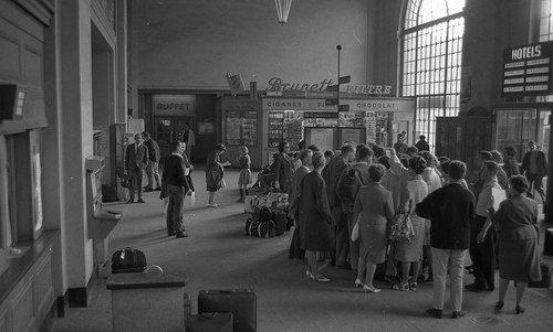Hall de la Gare