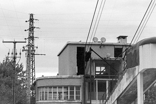 Téléphérique du Salève, gare de départ