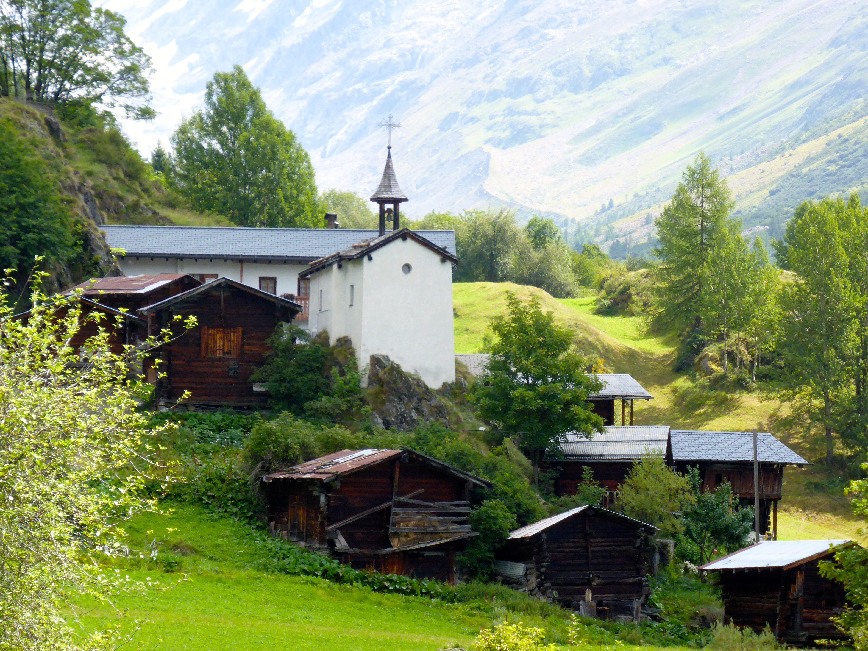 Le hameau d'Eistein