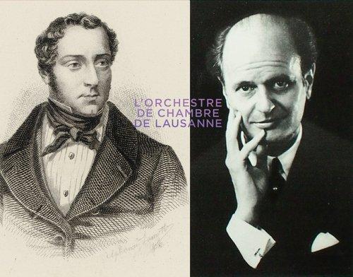 G. ROSSINI, Sonate No 3, rev. A. CASELLA, OCL, Ferenc FRICSAY, 19.11.1951