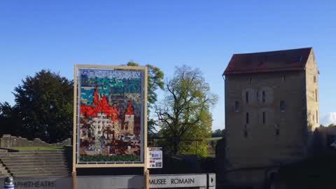 Art urbain à Avenches
