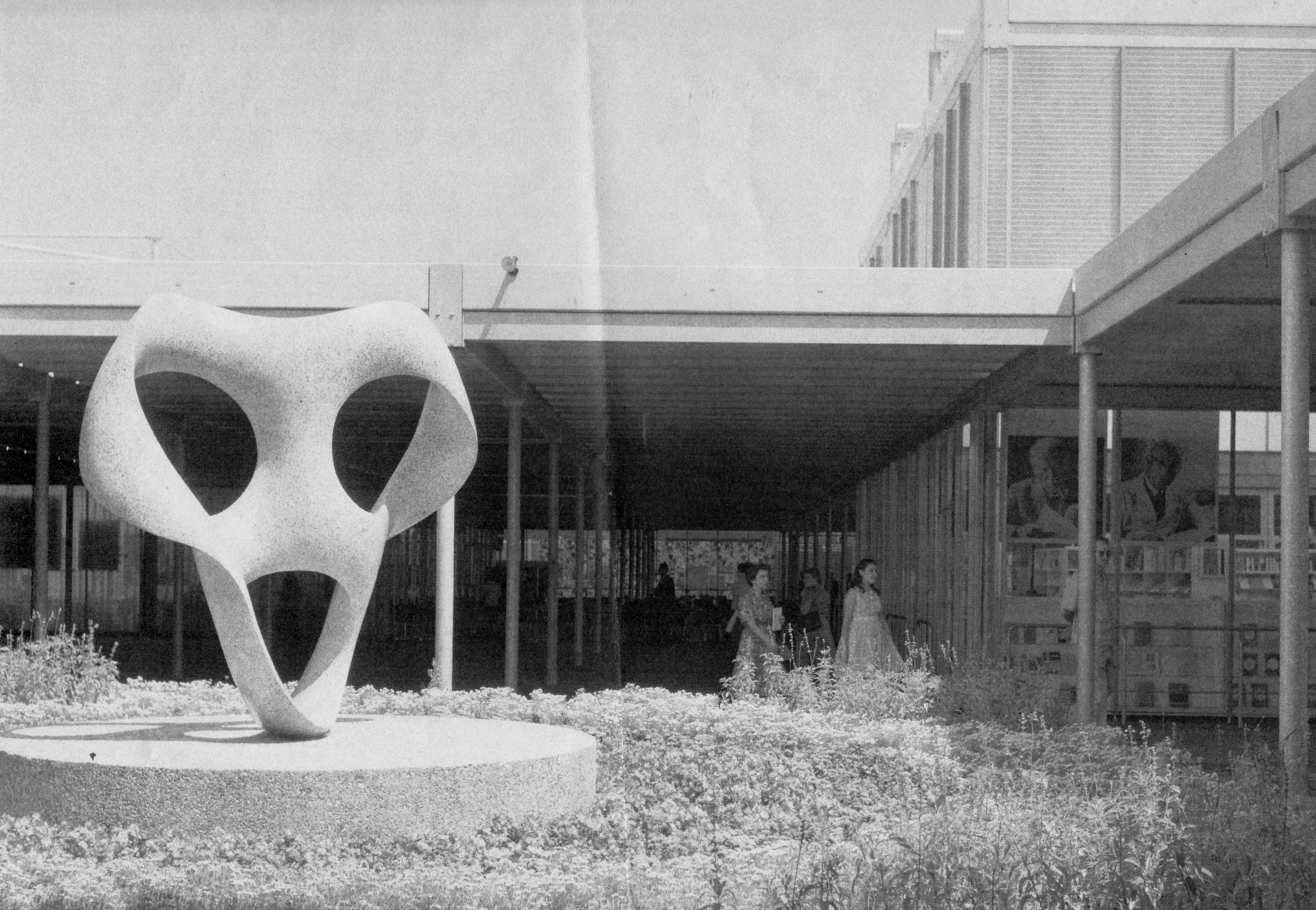 Expo 64 Secteur art de vivre