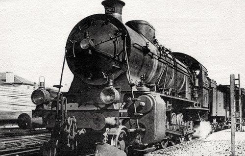 Locomotive à vapeur C 5/6