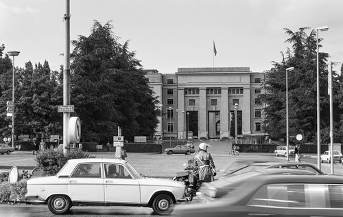 Genève, Nations Unies