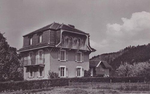le Mont sur Lausanne pension Bel Horizon
