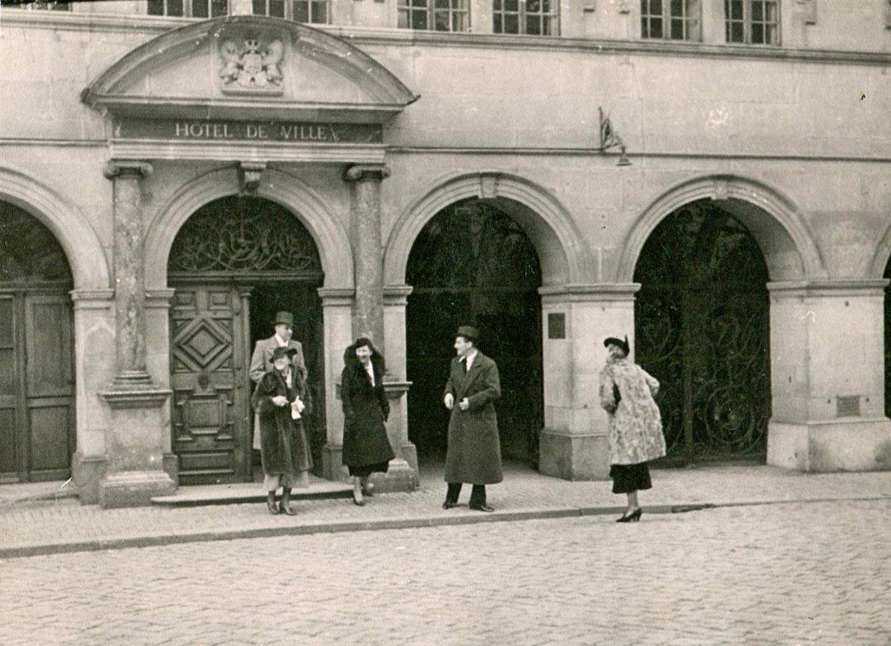 Hôtel de Ville, Lausanne
