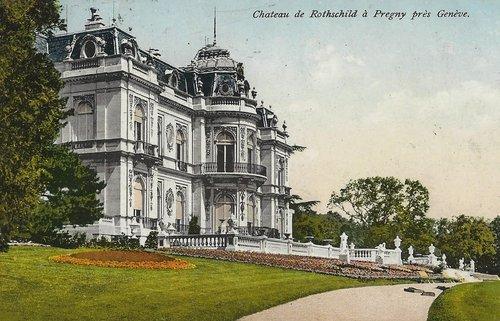 Pregny - Château Rothschild