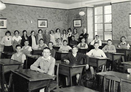 Photo de classe
