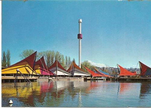 Cartes postales de L'Expo 64