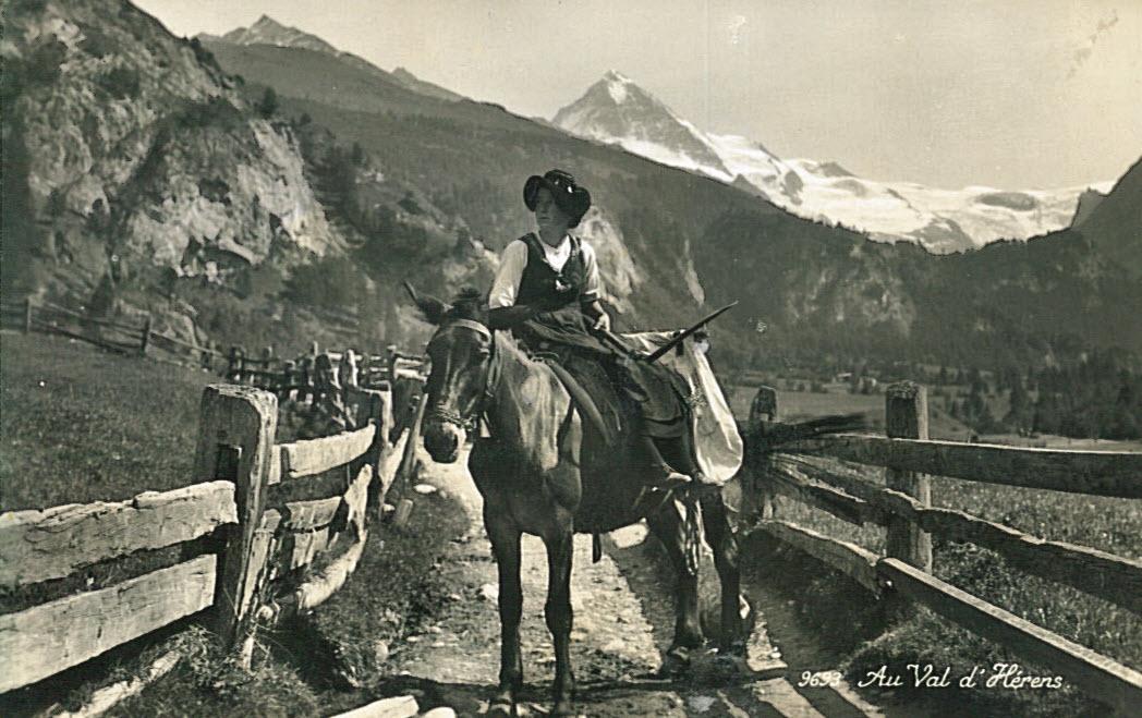 Au Val d'Hérens