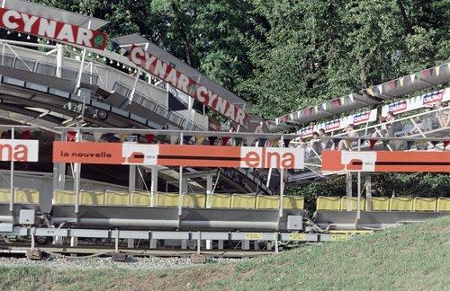 Lausanne, Expo 1964. Le Télécanapé