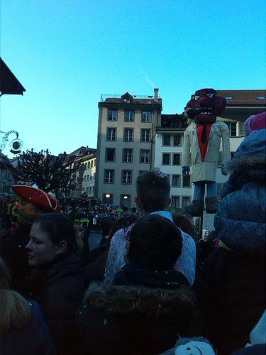 Grand Rababou du 47ème Carnaval des Bolzes 2015