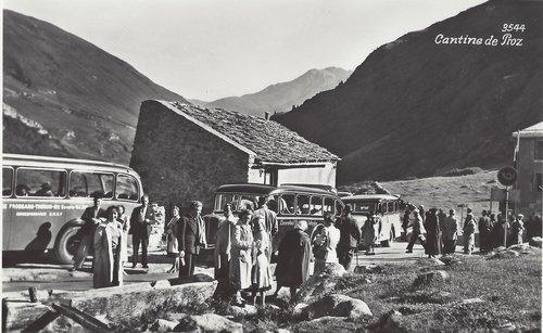 Excursion dans les années 30- Cantine de Proz
