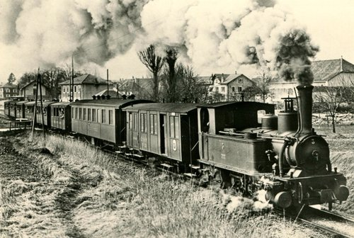 BAM, locomotive à vapeur G 3/3