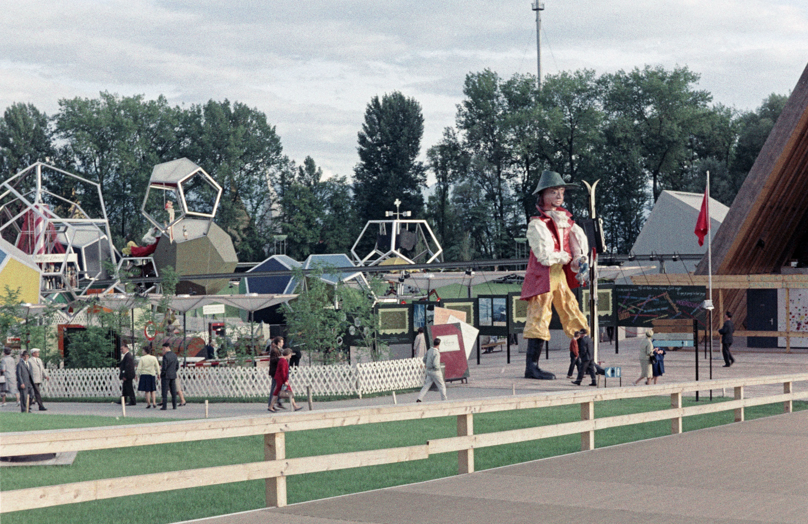 Lausanne, Expo 1964, Gulliver