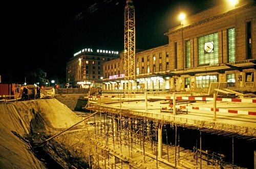 Genève, Gare Cornavin