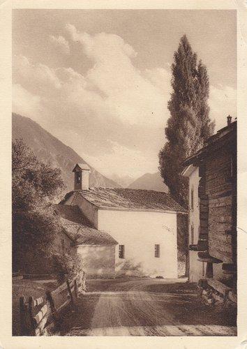 Chapelle de Veyras