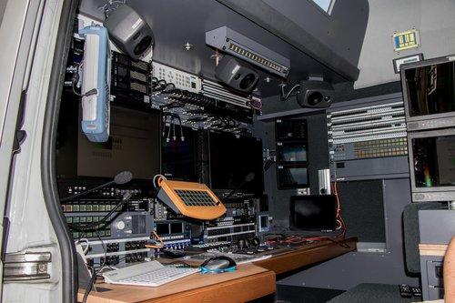 """Le """"camion studio"""""""