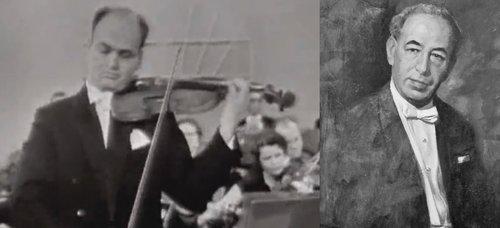 W.-A. MOZART, Symphonie concertante pour violon, alto et orchestre en mi bémol majeur, KV 320d (KV 364), Stephane ROMASCANO, violon, OCL, Laszlo SOMOGYI