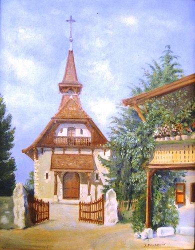 Chapelle protestante de Meyrin