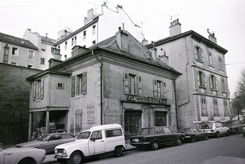 Genève, Rue Gourgas