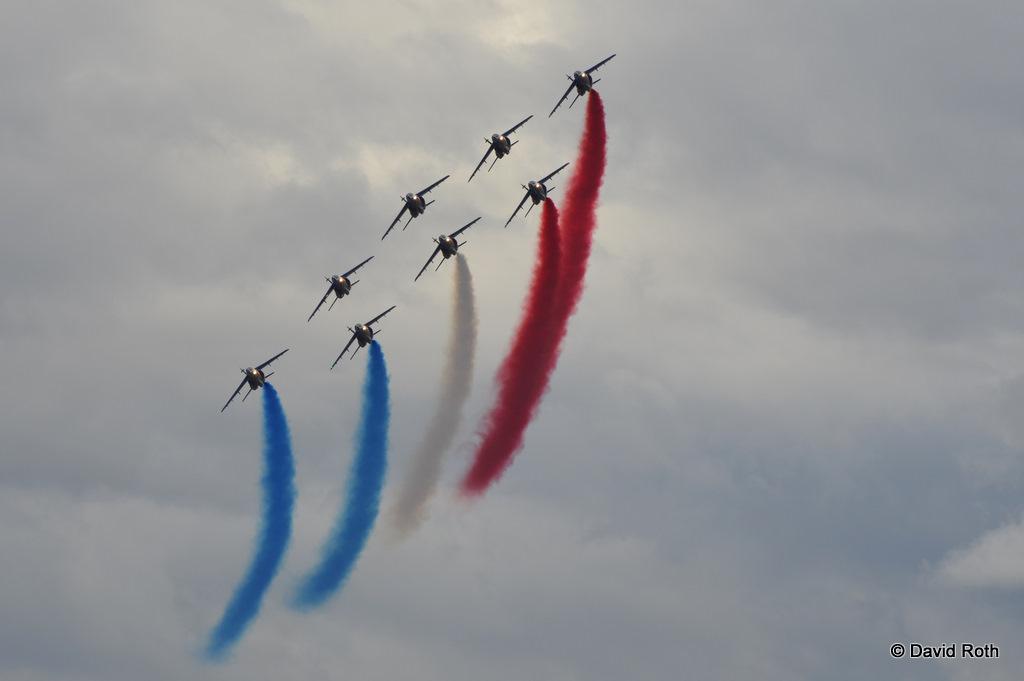 Patrouille de France Sion Air11
