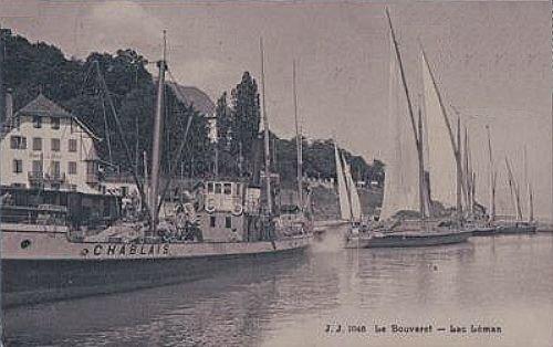 Le bateau Chablais