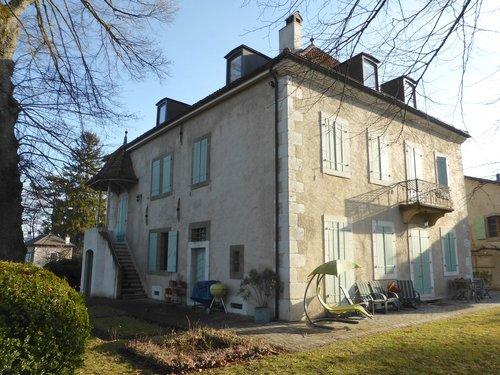 Dardagny, la maison Leleux