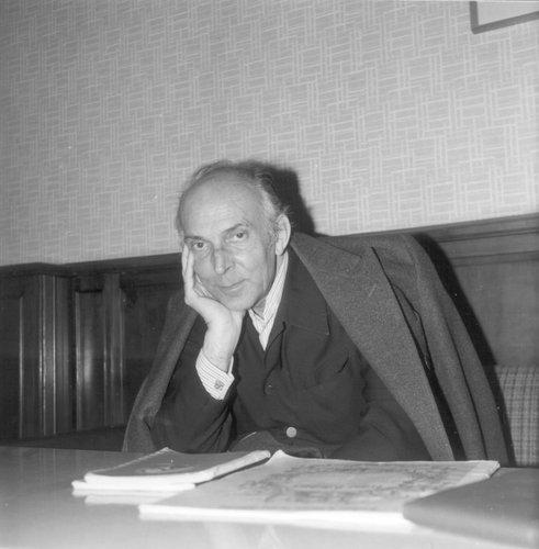 M. Ravel, 2e suite de Daphnis et Chloë, ONRDF, I. Markevitch, 24.09.1954, Montreux