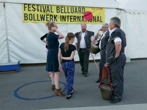 Le festival du Belluard