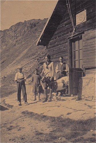Cabane Panossière et Biquette de la Panosse