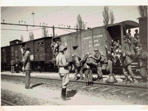 Train de prisonniers