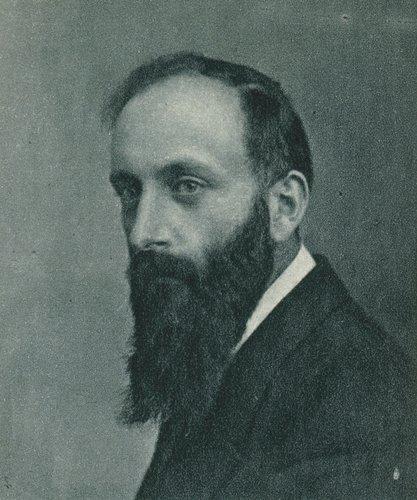 Ernest ANSERMET et sa fameuse barbe en pointe...