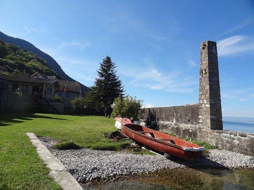 Le Locum - ancien chantier naval