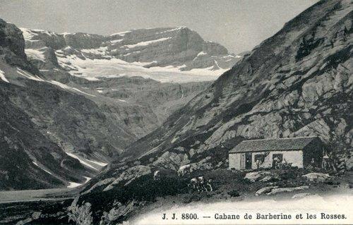 La cabane de Barberine