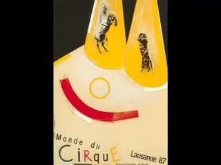 Monde du Cirque Lausanne 87 | vidéo 8
