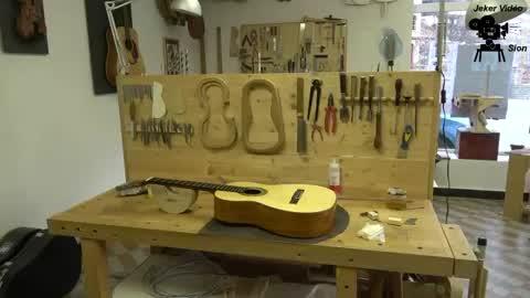 Construction guitare haut de gamme (2)